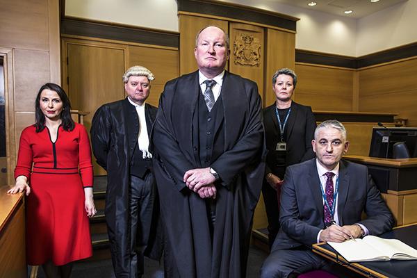 Murder Trial - Suzanne Allan_Thomas Ross QC_Iain McSporran QC_DI Monica Hagerty_Det Supt Paul Livingstone