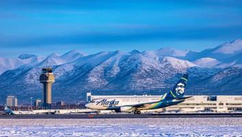 ICE AIRPORT ALASKA