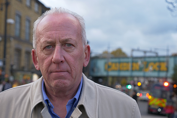 Peter Bleksley_New Scotland Yard Files_CBS Reality Original