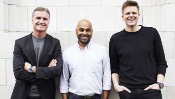 Whisper [David Coulthard, Sunil Patel, Jake Humphrey]
