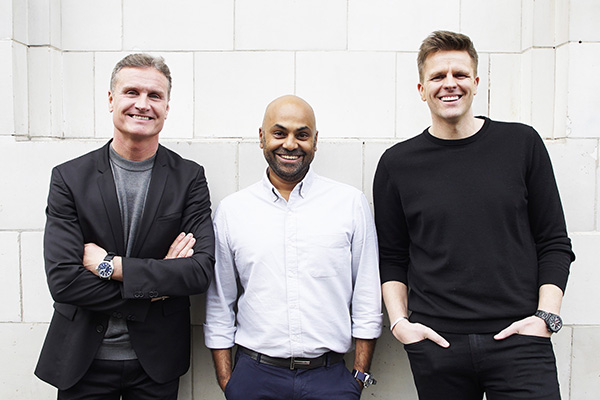 Whisper [David Coulthard, Sunil Patel, Jake Humphrey]