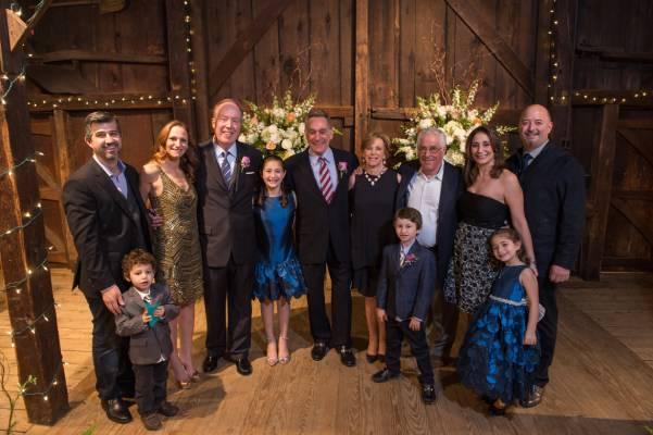Lauren Gellert and family