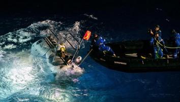 Explorers_Club_Medal_Victor Vescovo_Sub-Launch-Mariana-Trench-Tamara-Stubbs