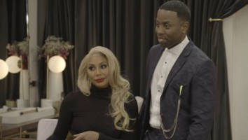 Johnny Wright & Tamar Braxton 2