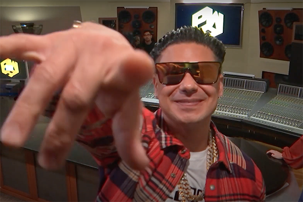 Revenge Prank with DJ Pauly D and Vinny