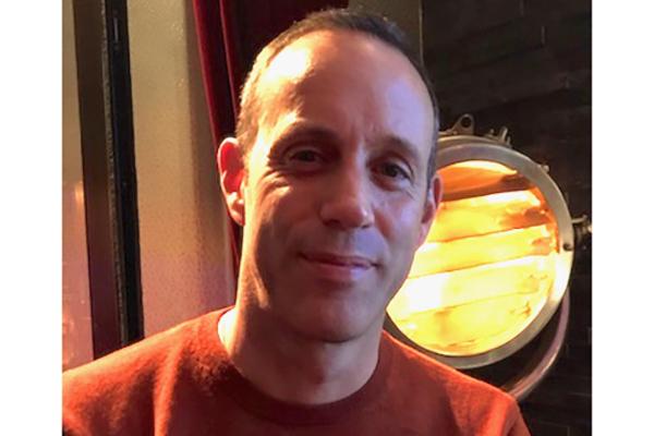 Steve Langdon headshot