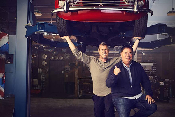 Wheeler Dealers Discovery Channel