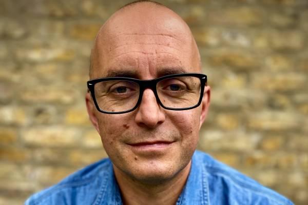 Jon Alwen - Headshot