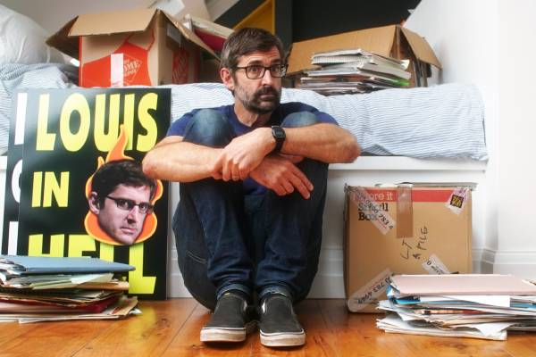 Louis Theroux Life on the Edge (1)