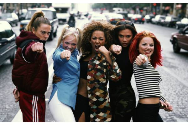 spice girls C4
