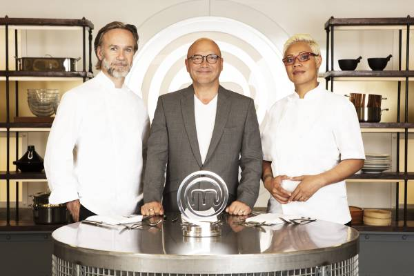 MasterChef The Professionals - Marcus Wareing Gregg Wallace Monica Galetti (1)
