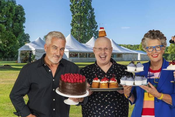 The Great British Bake Off (4)