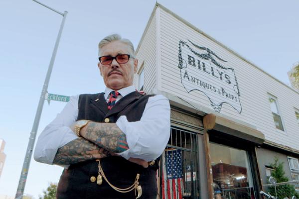 Billy Buys Brooklyn