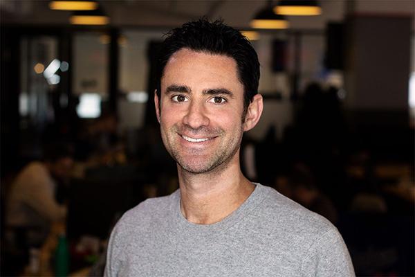 Michael Cohen Headshot