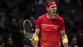 Davis Cup 3 Nadal