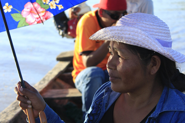 karuara, people of the river