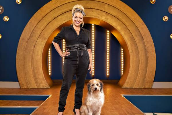 Pooch Perfect host Sheridan Smith (1)