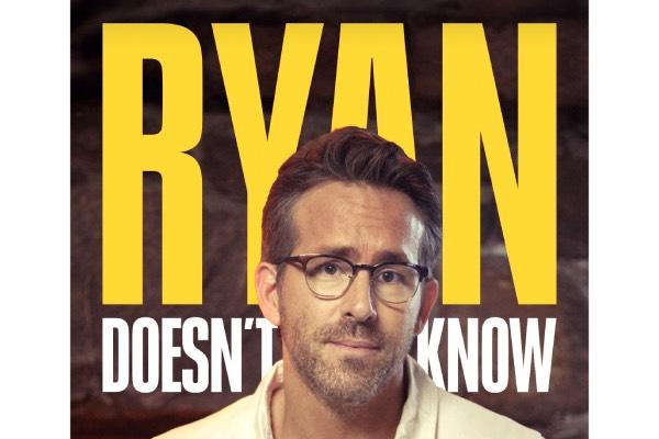 Ryan Doesnt Know Key Art
