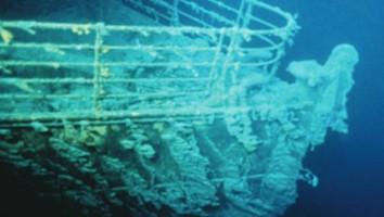 Titanic Heart of Wreck