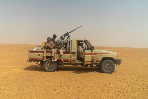 Niger's Route of Death -