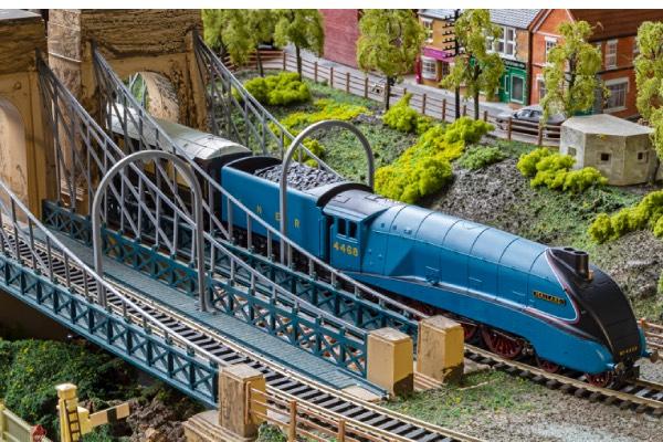 Hornby model train
