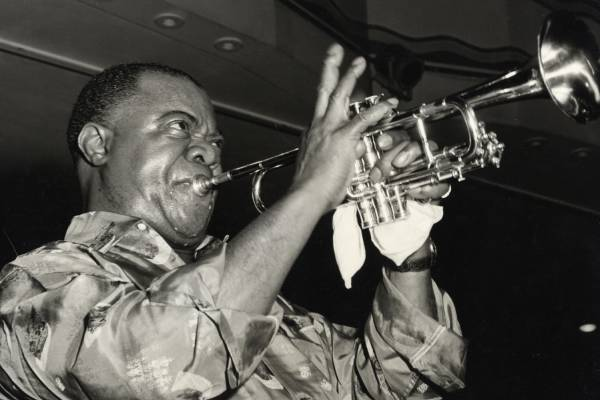 Louis Armstrong, Credit Louis Armstrong House Museum (1)