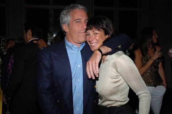 Ghislaine and Epstein