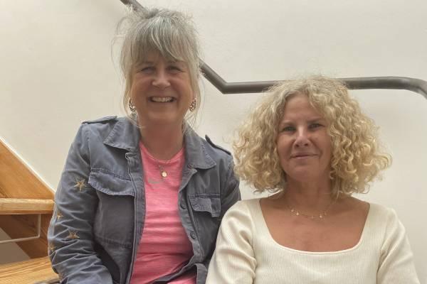 Sarah Cunliffe & Kirstie McLure (1)