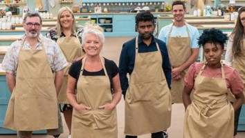 The GBBO 2020 Bakers (1)