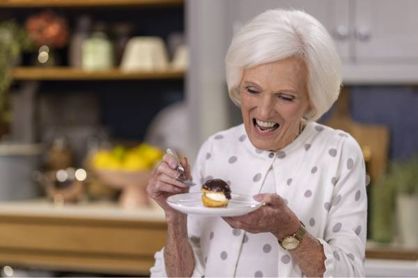 STRICTLY EMBARGOED UNTIL 00.01 HRS FRIDAY 11th JUNE 2021 - Mary Berry - Love To Cook (BBC Two)