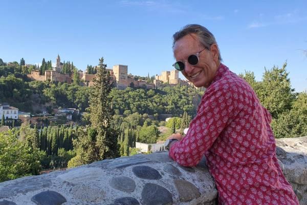 View of Alhambra Granada (1)