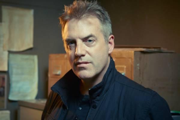 Donal MacIntyre Portrait courtesy of AMC Networks International UK