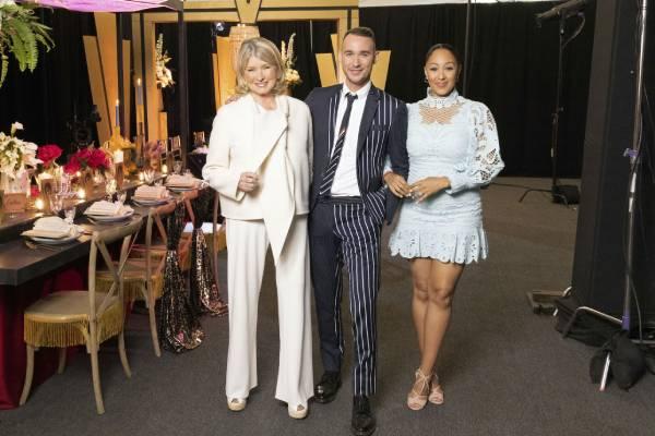 Table Wars_HGTV_Martha Stewart_Chris Hessney_Tamera Mowry-Housley (1)