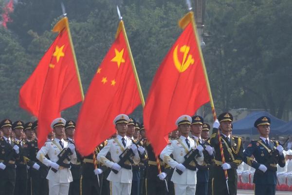U.S. & China: When Titans Clash